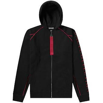 Versace Collection Contrast Trim Hoodie