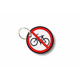 Cle Cles Key Brode Patch Ecusson Velo Forbidden Door