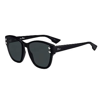 Dior Addict 3 807/O7 Black/Green Sunglasses