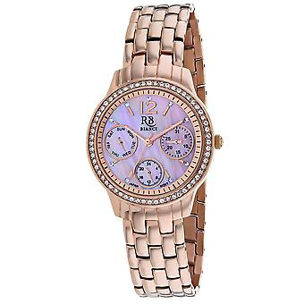 Roberto Bianci Women's Valentini Pink mother of pearl Dial Watch - RB0844