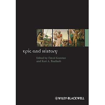 Épica y la historia (mundo antiguo: historia comparativa)