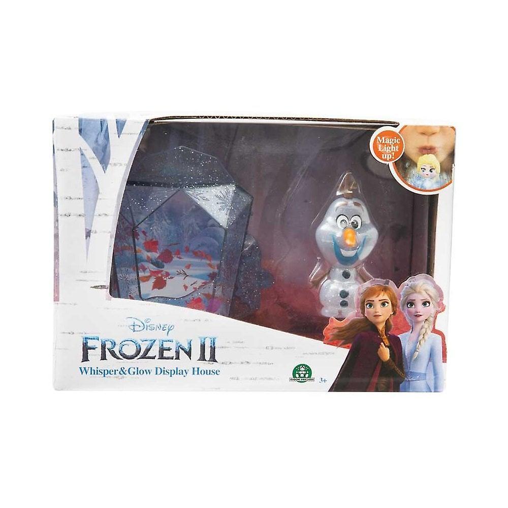 Disney Frozen Frozen 2 Whisper & Glow Olaf Display House