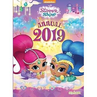 Shimmer  Shine Annual 2019