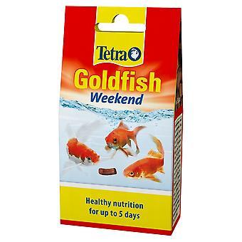 Tetra Goldfish Weekend Food - 10 Sticks