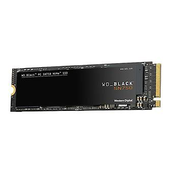 WD Black Sn750 NVMe kapacita 500Gb rozhraní m2