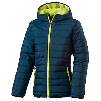 McKinley Boys Ricon Jacket Petrol Blue
