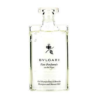 Bvlgari Eau Parfumee Au The Blanc Shampoo And Shower Gel - 200ml/6.8oz