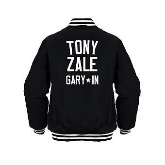 Tony Zale Boxing Legend Jacket