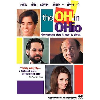 The Oh in Ohio (2006) DVD Movie Parker Posey, Paul Rudd