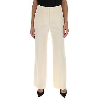 See By Chloé Chs20spa02012119 Women's White Cotton Pants