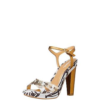 Desigual Women-apos;s Roca High Heeled Sandals