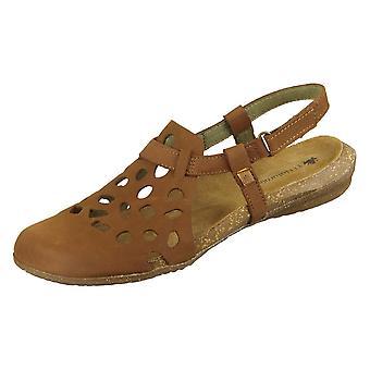 El Naturalista Wakataua N5063wood universal summer women shoes