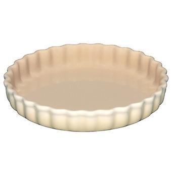 Le Creuset Pie Form 28 cm Perle