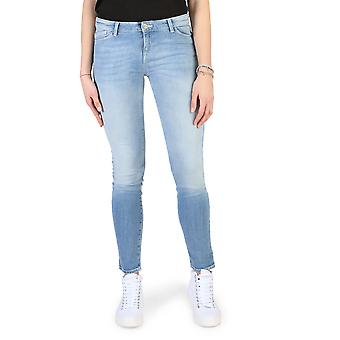 Armani Jeans Original Women All Year Jeans Blue Color - 58178
