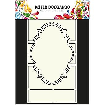 Dutch Doobadoo Dutch Card Art Stencil Swing card Romance A4 470.713.302