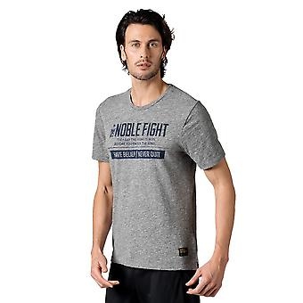 Reebok Combat Noble Fight X Tshirt AJ9099 universal summer men t-shirt