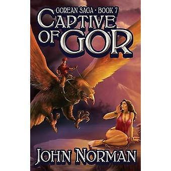 Captive of Gor by Norman & John