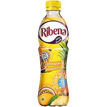 Ribena Light Pineapple and Passion Fruit Drink
