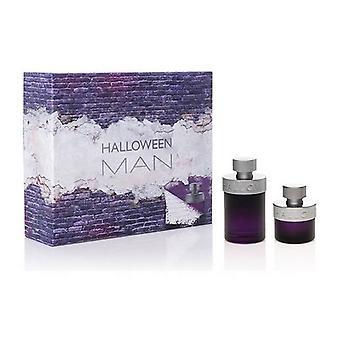 Men's Perfume Set Halloween Man Jesus Del Pozo EDT (2 pcs)