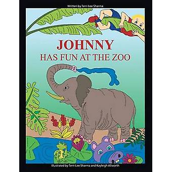 Johnny has fun at the Zoo by Sharma & TerriLee