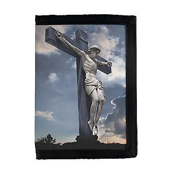 Crucifix Wallet