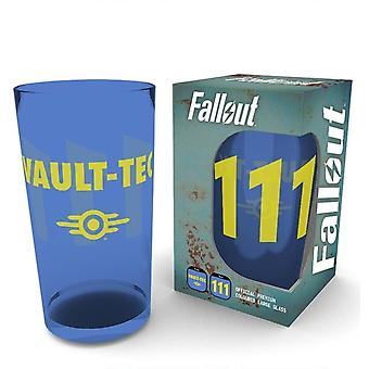 Fallout 4 Vault 111 Pint Glas