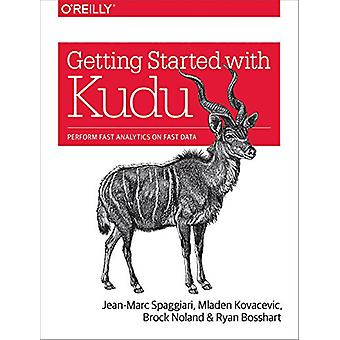 Getting Started with Kudu by Jean-Marc Spaggiari - 9781491980255 Book