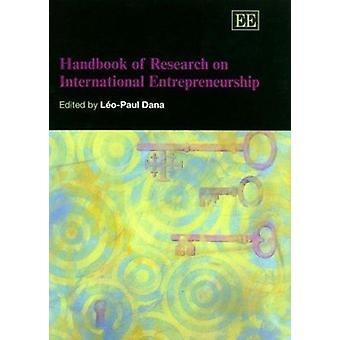 Manual de Investigación sobre Emprendimiento Internacional (Nueva edición)