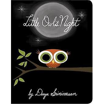 Little Owl's Night by Divya Srinivasan - 9781984835765 Book