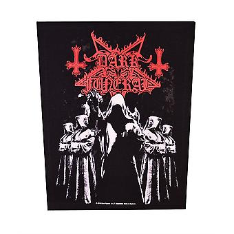 Dark Funeral Shadow Munkit Takaisin Patch