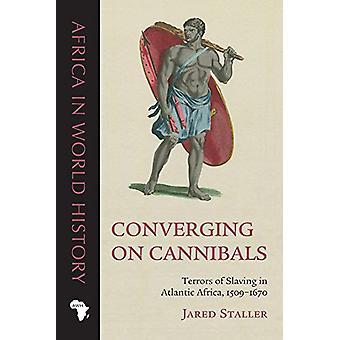 Konvergieren auf Kannibalen - Terror slawing in Atlantic Africa - 1509