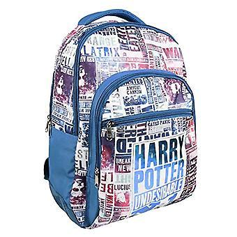 Artesania Cerda Mochila Escolar Harry Potter Backpack - 44 cm - Blue (Azul)