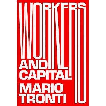 Arbeidere og kapital av Mario Tronti - 9781788730402 Book