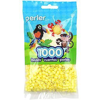Perler Beads - 1000 Piece Bag - Pastel Yellow