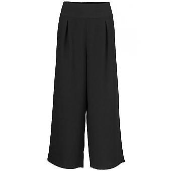 Masai Clothing Pusna Black Culottes