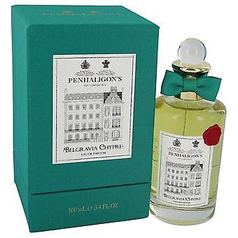 Belgravia Chypre Eau De Parfum Spray (Unisex) By Penhaligonin 3,4 oz Eau De Parfum Spray