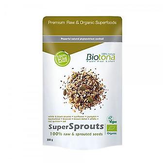 Biotona Supersprouts laukku 300g Bio