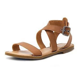 Rampage Women's Tera Strappy Flat Open Toe Sandal