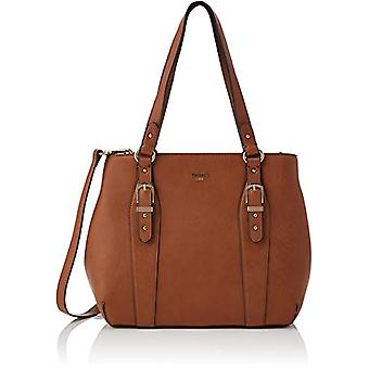 Dune Dakess - Brown Women's Shoulder Bags (Tan-Synthetic) 15x25x32 cm (W x H L)