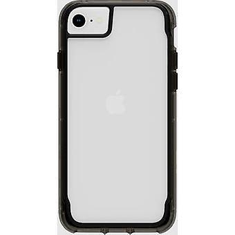 Griffin Sopravvissuto Clear Case Apple iPhone 6, iPhone 6S, iPhone 7, iPhone 8 Nero