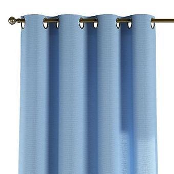 Ösenschal, blau, 130 × 260 cm, Loneta, 133-21