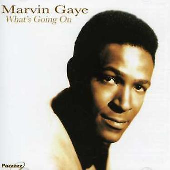 Marvin Gaye - What's Going on [CD] USA import