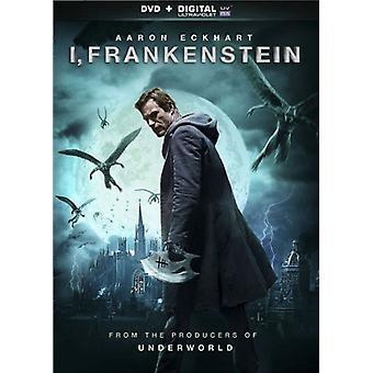 Frankenstein [DVD] USA importar