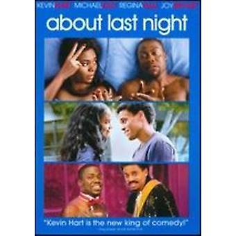Om i aftes (genindspilning) [DVD] USA Importer