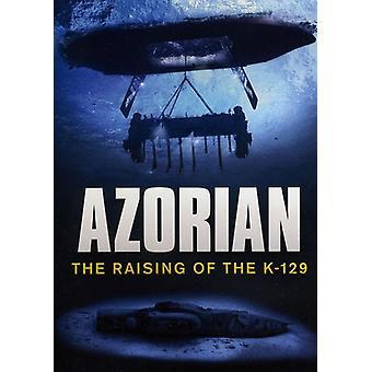 Azzorre: La resurrezione di K-129 [DVD] Stati Uniti importare