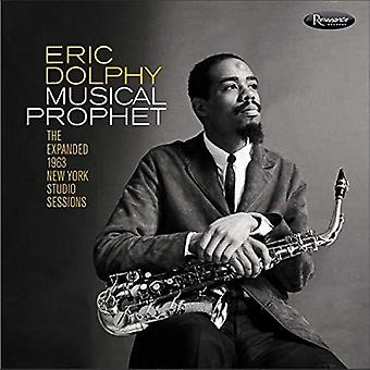 Eric Dolphy - Musical Prophet: The Expanded 1963 New York Studio [CD] USA import