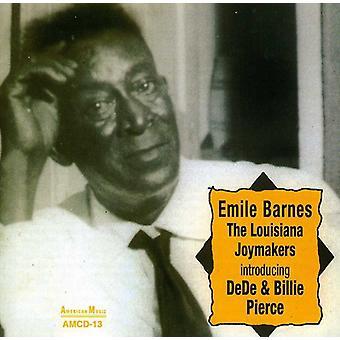 Emile Barnes - Louisiana Joymakers [CD] USA import
