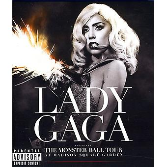 Lady Gaga - Monster Ball Tour at Madison Square Garden [BLU-RAY] USA import