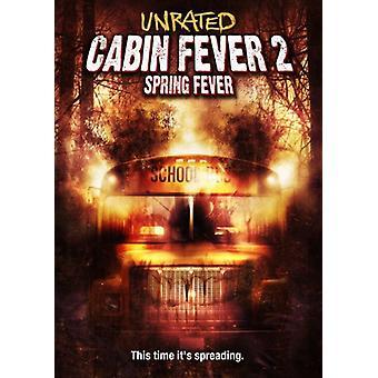 Cabin Fever 2 [DVD] USA tuonti