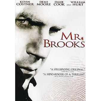 Mr. Brooks [DVD] USA import